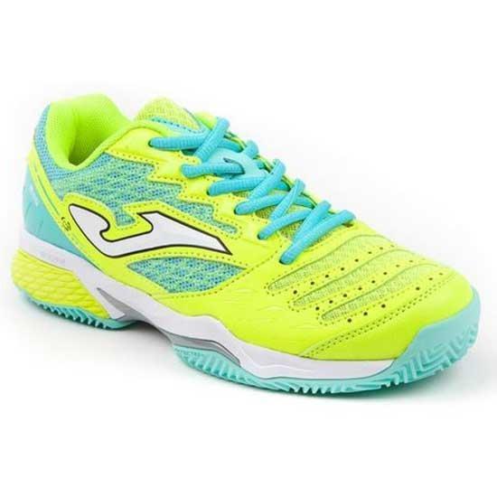 Zapatos Para Jugar Tenis Joma Ace Clay Mujer