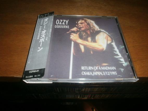 Ozzy Osbourne Return Of A Madman Cd