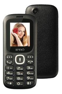 Celular Libre Barato Ipro I3185 Teclas Grandes Dual Sim