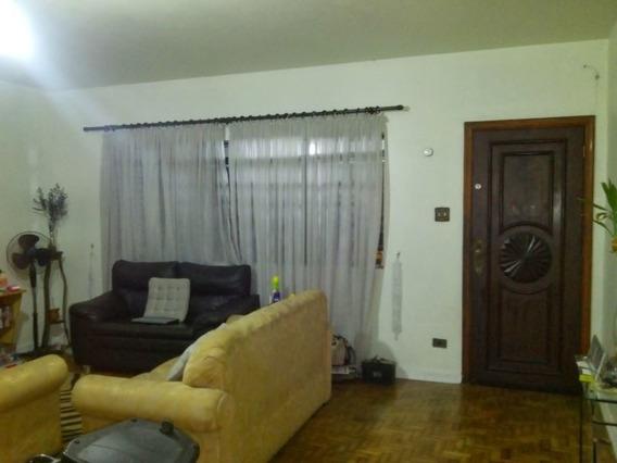 Sobrado No Campo Belo Com 3 Dormitórios E 2 Vagas - 345-im99706