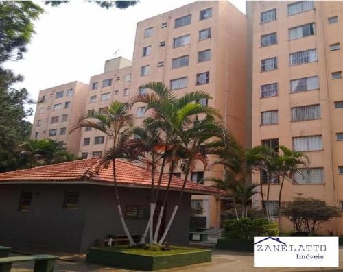 Imagem 1 de 15 de Apartamento 2 Dorm. Inoccop Campo Limpo - V0330