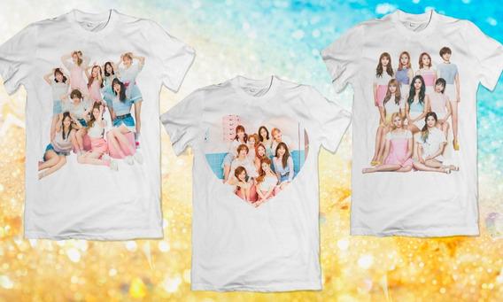 8 Remeras Twice K-pop Sublimadas