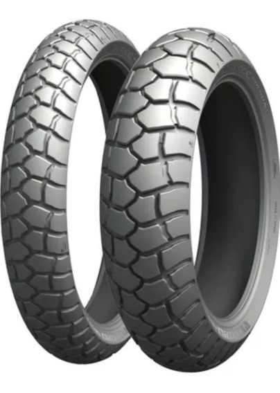 Par Pneu 170/60-17 + 120/70-19 Michelin Anakee Adventure