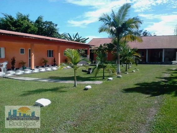 Chácara Residencial À Venda, Itanhaém. - Ch0006