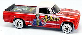 ´63 Studebaker Champ Real Riders Dc Batman Guason Hot Wheels