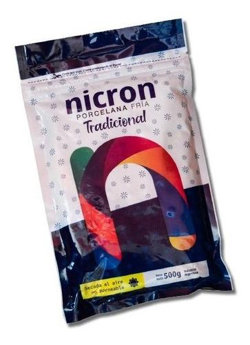 Porcelana Fría | 500g | Nicron