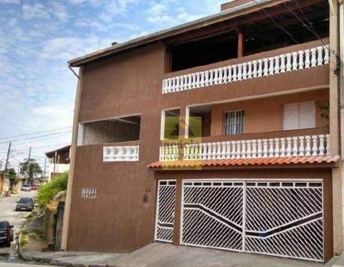 Imagem 1 de 6 de Sobrado Com 3 Dormitórios À Venda, 340 M² Por R$ 900.000,00 - Vila Boaçava - São Paulo/sp - So2885