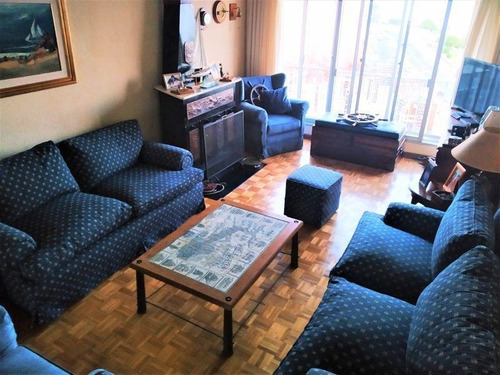 Venta Apartamento Tres Dormitorios Malvin Garaje Estufa A Le