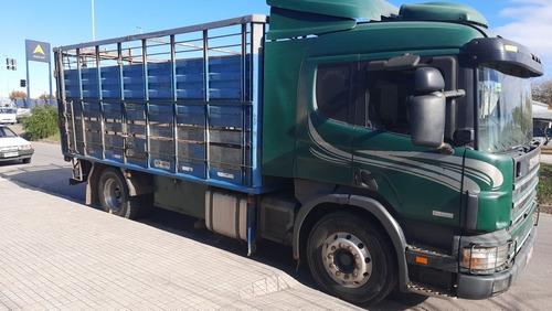 Scania  P310 Equipo Completo