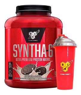Bsn Syntha 6 X 5 Lb + Vaso Proteina Importada Envio Gratis