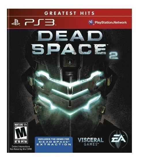 Dead Space 2 - Playstation 3 Ps3 Novo Lacrado Mídia Física