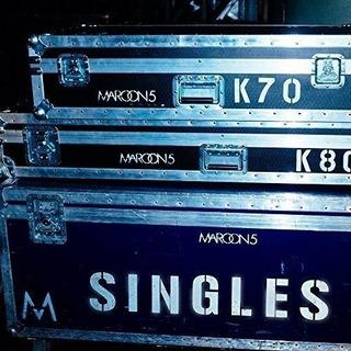 Cd Maroon 5 Singles Nuevo Sellado