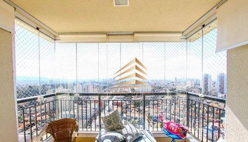 Imagem 1 de 30 de Apartamento Com 2 Dormitórios À Venda, 96 M² Por R$ 659.000,00 - Vila Augusta - Guarulhos/sp - Ap1158