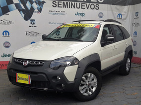 Fiat Palio Adventure 1.6 Dualogic At Blanco 2019