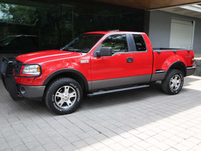 Ford Lobo Supercab Fx4 4x4 2007 (impecable)