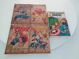 Coleção Historica Marvel