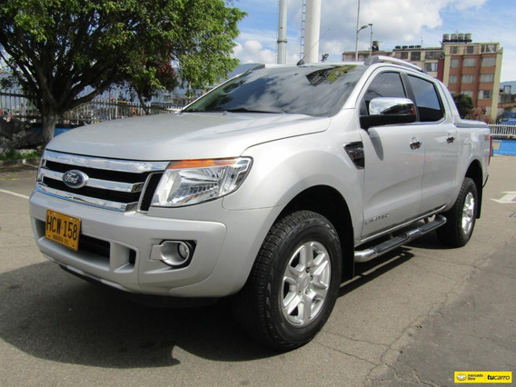 Ford Ranger 4x4 Limited
