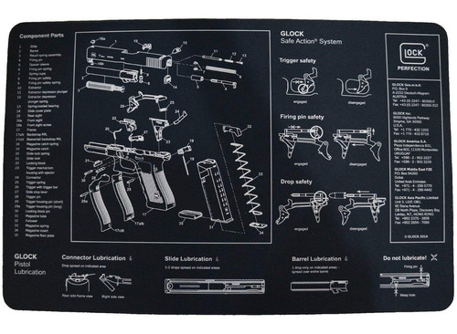 Individual Para Desarme De Pistola Glock Precio Manejable