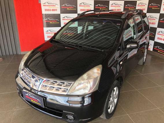 Nissan Livina Grand Sl 1.8 16v Aut