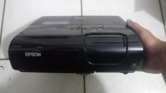 Lote Projetor Lcd Multimídia Epson S5 4 Unidades No Estado