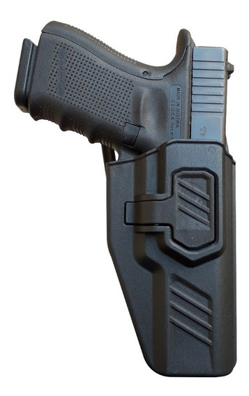 Pistolera Táctica Nivel 2 Glock 17 / 19 Houston Correaje