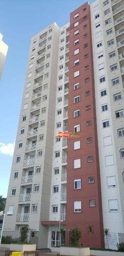 Imagem 1 de 9 de Apartamento - Condomínio Praxx Itatiba - Ap1311
