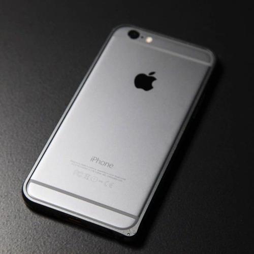 Imagen 1 de 2 de Bumper Metal Aluminio iPhone 6 6s Y Plus Super Oferta