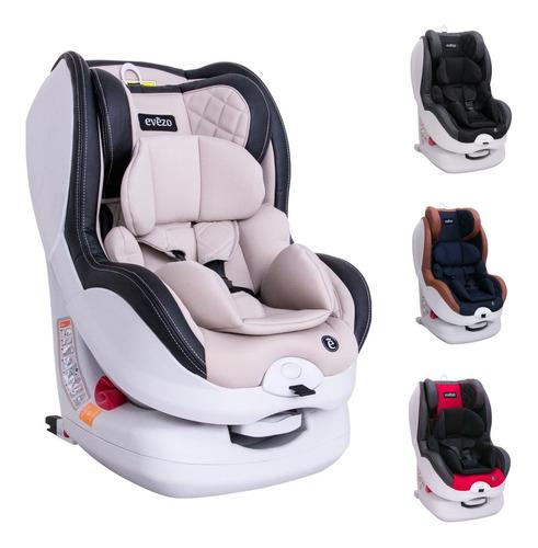 Silla De Bebe Sistema Isofix (ebaby) Evezo Para Carro Ebaby