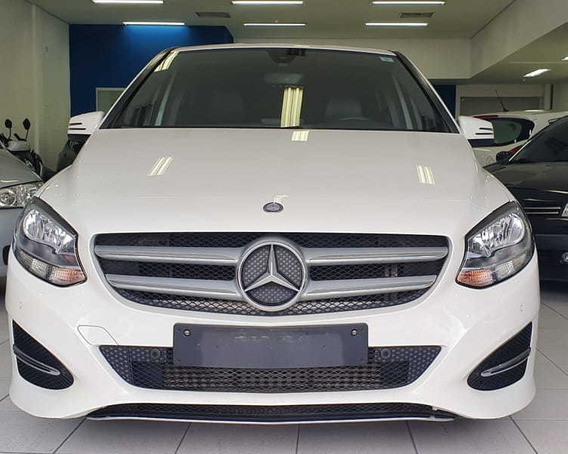 Mercedes-benz B-200 Cgi 1.6 Turbo 2015