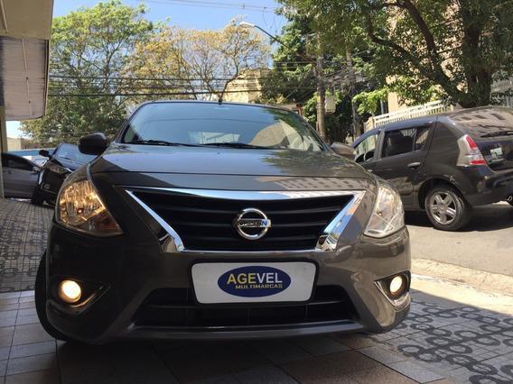 Nissan Versa Sl 1.6 Cvt Flex