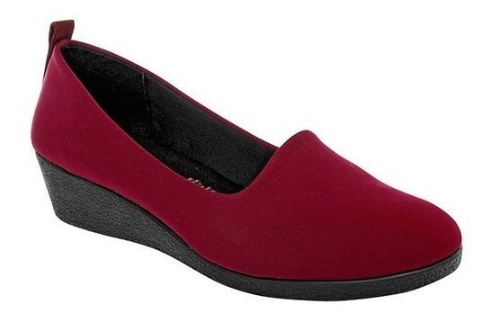 Zapato Casual Mujer Padus Pv19 Nub006 Envio Inmediato!!!