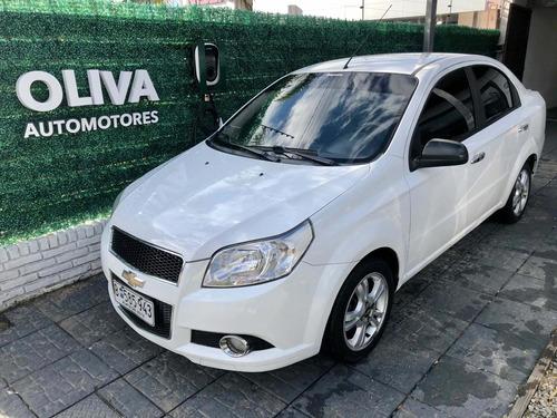 Chevrolet Aveo G3 Lt 2012 134.000 Kms Muy Sano Oportunidad!
