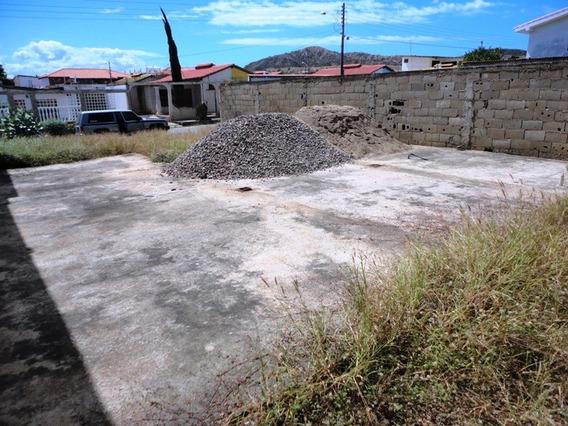Terreno Parcela 180 M2 Cercada Con Losa Urb. Ciudad Jardín