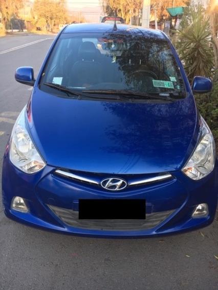 Hyundai Eon Año 2016