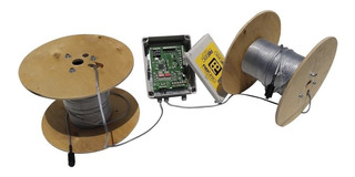 Kit De Cable Sensor Para Cerca Ironclad / 150 Metros / 2 Zon