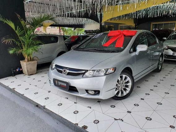 Honda - Civic Lxl Flex 2011