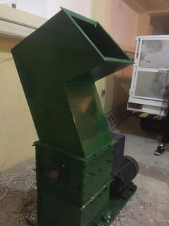 Molino Para Plastico Compactadora Afilador Banda Transportad
