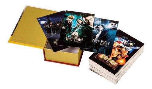 Imagen 1 de 6 de Harry Potter: The Postcard Collection -colección De Postales