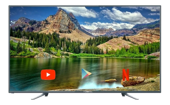 Smart Tv Punktal 40` Full Hd Modelo 2020 Netflix Youtube Amv