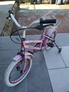 Bicicleta Para Niña Usada. Muy Buen Estado