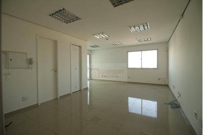 Sala Condomínio Central Office Guarulhos Para Alugar, 44 M² Por R$ 1.600/mês - Centro - Guarulhos/sp - Sa0023