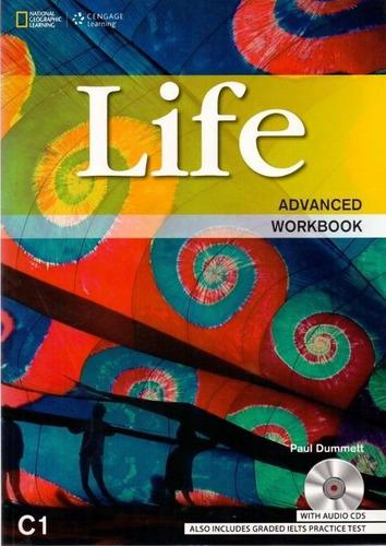 Imagem 1 de 1 de Life Bre Advanced Workbook