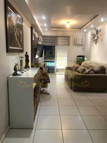 Apartamento 3 Quartos (1 Suíte) 1 Vaga, Taquara - Abap30042