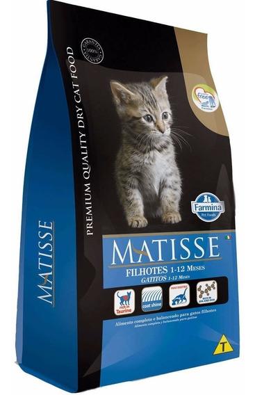 Ração Matisse Premium Para Gatos Filhotes Até 12 Meses 7,5kg