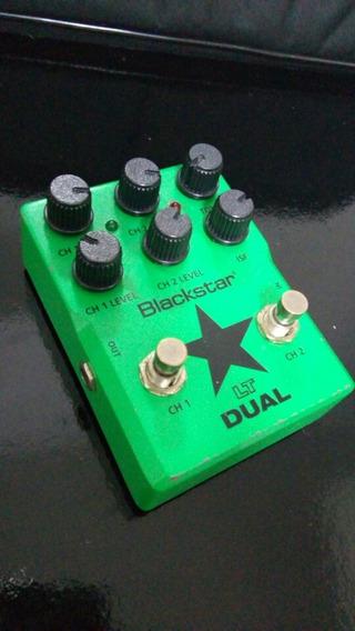 Pedal Blackstar Lt Dual Overdrive/distortion