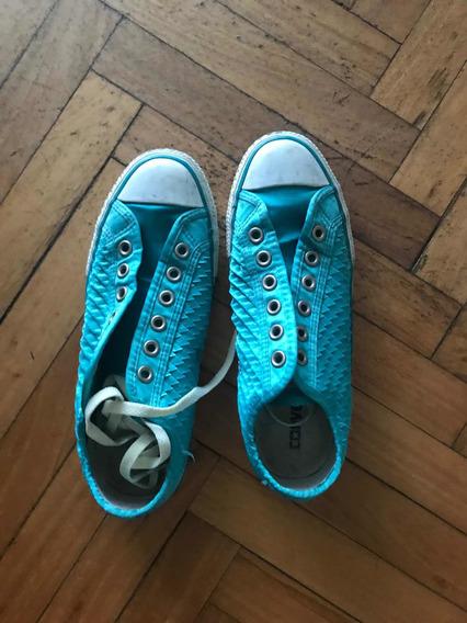 Zapatillas Converse Turquesa 38