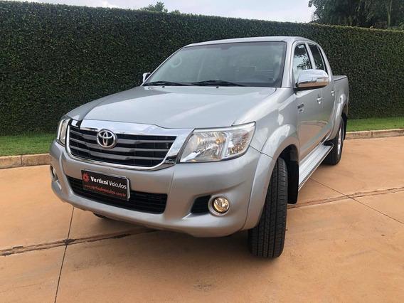 Toyota Hilux 2.7 Srv Cab. Dupla 4x2 Flex Aut. 4p 2015