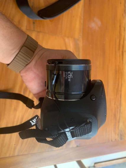 Câmera Sony Cyber Shot Dsc H200