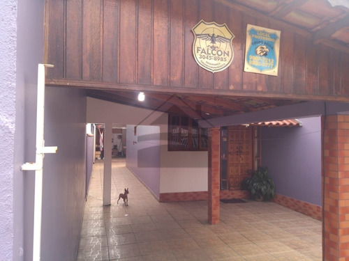 Imagem 1 de 15 de Casa - Cidade Industrial - Ref: 2257 - V-2257