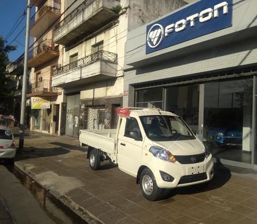 Foton Gratour T3 Cabina Simple Canovas Automotores